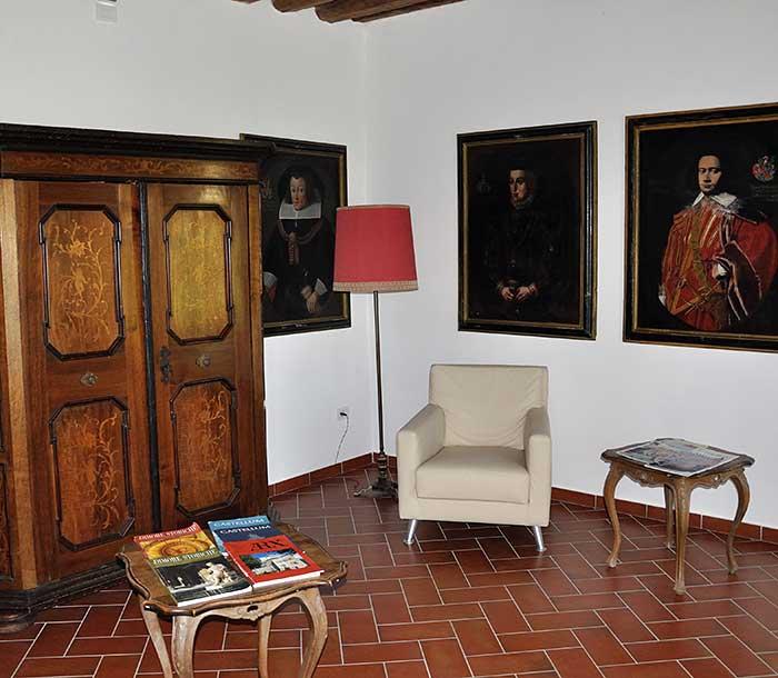 Relais Palazzo Lodron Zweibettzimmer