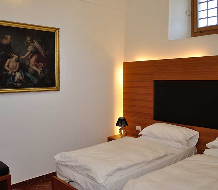 Relais Palazzo Lodron barrierefreies zimmer